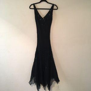 White House Black Market black formal dress